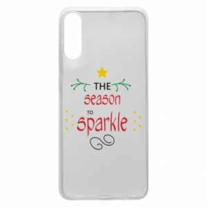 Etui na Samsung A70 The season to sparkle