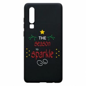 Etui na Huawei P30 The season to sparkle