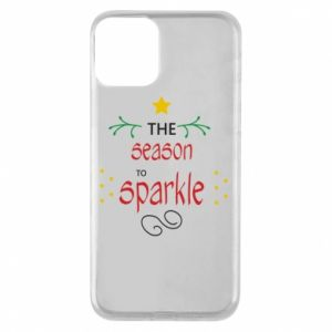 Etui na iPhone 11 The season to sparkle