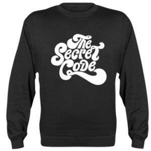 Bluza (raglan) The secret code