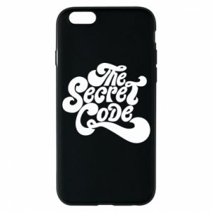 Etui na iPhone 6/6S The secret code