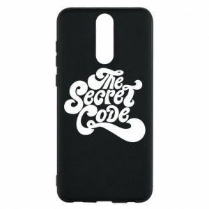 Etui na Huawei Mate 10 Lite The secret code