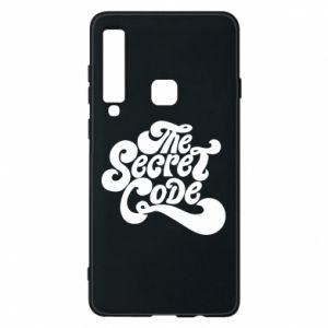 Etui na Samsung A9 2018 The secret code