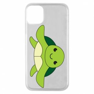 Phone case for iPhone 11 Pro The turtle wants hugs - PrintSalon