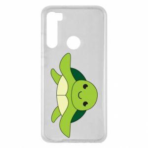 Etui na Xiaomi Redmi Note 8 The turtle wants hugs