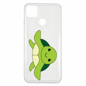 Etui na Xiaomi Redmi 9c The turtle wants hugs