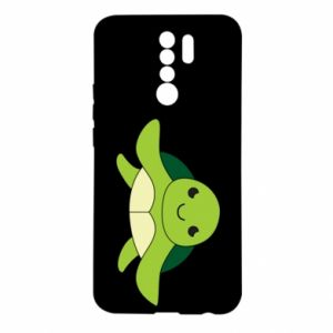 Etui na Xiaomi Redmi 9 The turtle wants hugs