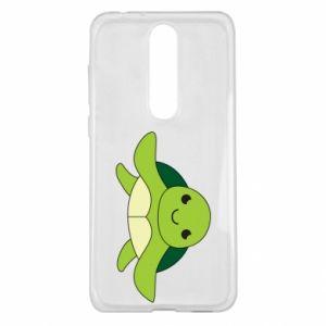 Etui na Nokia 5.1 Plus The turtle wants hugs