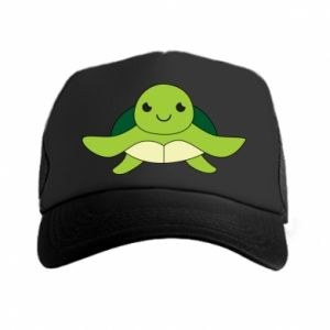 Trucker hat The turtle wants hugs