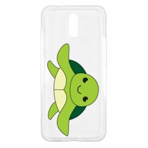 Etui na Nokia 2.3 The turtle wants hugs