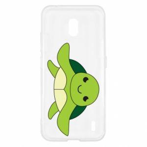 Etui na Nokia 2.2 The turtle wants hugs