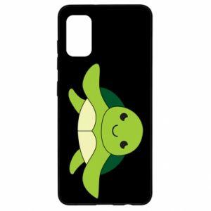 Etui na Samsung A41 The turtle wants hugs