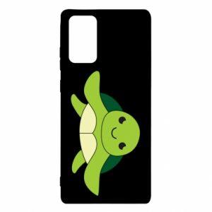 Etui na Samsung Note 20 The turtle wants hugs