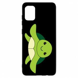 Etui na Samsung A31 The turtle wants hugs