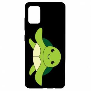 Etui na Samsung A51 The turtle wants hugs