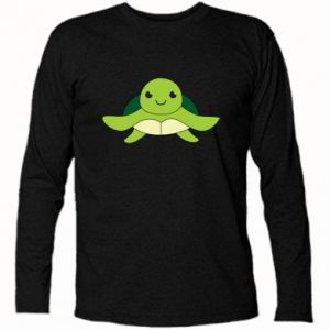 Long Sleeve T-shirt The turtle wants hugs