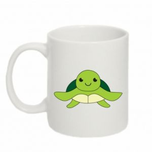 Mug 330ml The turtle wants hugs - PrintSalon