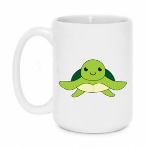 Mug 450ml The turtle wants hugs - PrintSalon