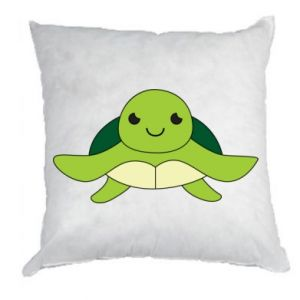 Pillow The turtle wants hugs - PrintSalon