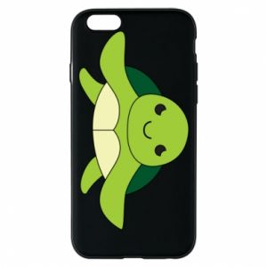 Phone case for iPhone 6/6S The turtle wants hugs - PrintSalon
