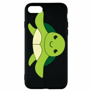 Phone case for iPhone 7 The turtle wants hugs - PrintSalon