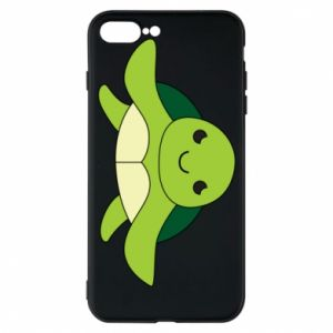 Phone case for iPhone 7 Plus The turtle wants hugs - PrintSalon