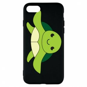 Phone case for iPhone 8 The turtle wants hugs - PrintSalon