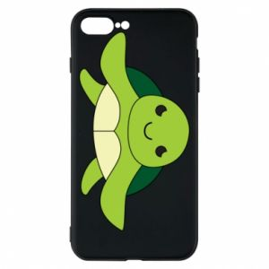 Phone case for iPhone 8 Plus The turtle wants hugs - PrintSalon
