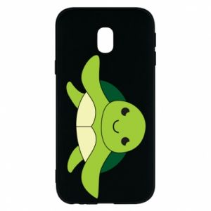 Phone case for Samsung J3 2017 The turtle wants hugs - PrintSalon