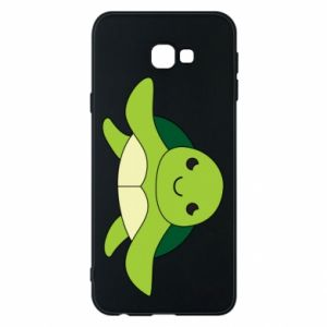 Phone case for Samsung J4 Plus 2018 The turtle wants hugs - PrintSalon