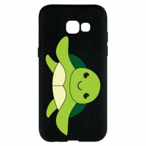 Phone case for Samsung A5 2017 The turtle wants hugs - PrintSalon