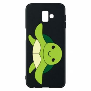 Phone case for Samsung J6 Plus 2018 The turtle wants hugs - PrintSalon