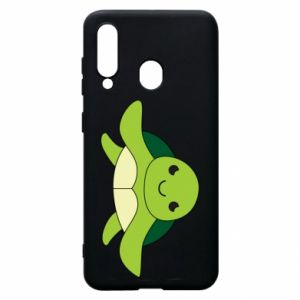 Phone case for Samsung A60 The turtle wants hugs - PrintSalon