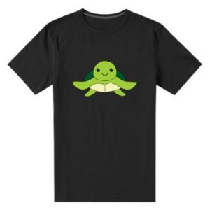 Men's premium t-shirt The turtle wants hugs - PrintSalon