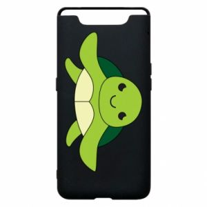 Phone case for Samsung A80 The turtle wants hugs - PrintSalon