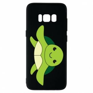 Phone case for Samsung S8 The turtle wants hugs - PrintSalon