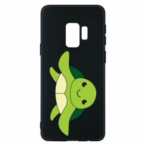 Phone case for Samsung S9 The turtle wants hugs - PrintSalon
