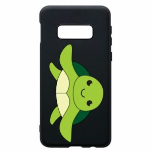 Phone case for Samsung S10e The turtle wants hugs - PrintSalon