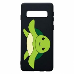 Phone case for Samsung S10 The turtle wants hugs - PrintSalon