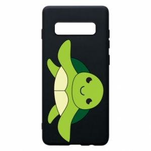 Phone case for Samsung S10+ The turtle wants hugs - PrintSalon