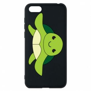 Phone case for Huawei Y5 2018 The turtle wants hugs - PrintSalon