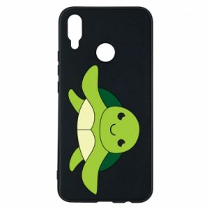 Phone case for Huawei P Smart Plus The turtle wants hugs - PrintSalon