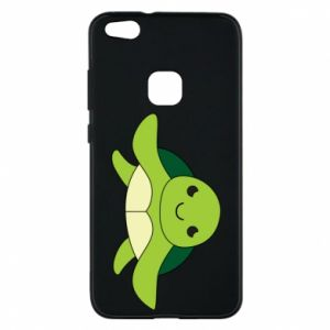 Phone case for Huawei P10 Lite The turtle wants hugs - PrintSalon