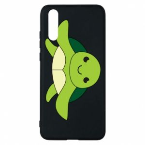 Phone case for Huawei P20 The turtle wants hugs - PrintSalon