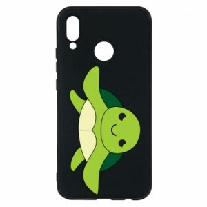 Phone case for Huawei P20 Lite The turtle wants hugs - PrintSalon