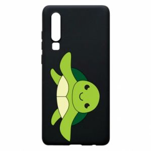 Phone case for Huawei P30 The turtle wants hugs - PrintSalon