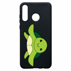 Phone case for Huawei P30 Lite The turtle wants hugs - PrintSalon