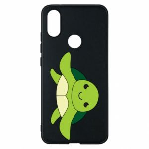 Phone case for Xiaomi Mi A2 The turtle wants hugs - PrintSalon