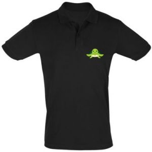 Men's Polo shirt The turtle wants hugs - PrintSalon