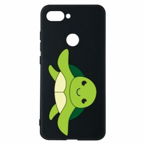 Phone case for Xiaomi Mi8 Lite The turtle wants hugs - PrintSalon